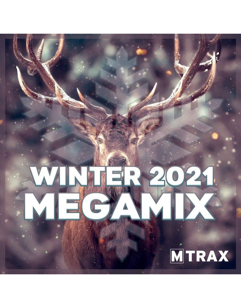 multitrax Winter 2021 Megamix  - CD