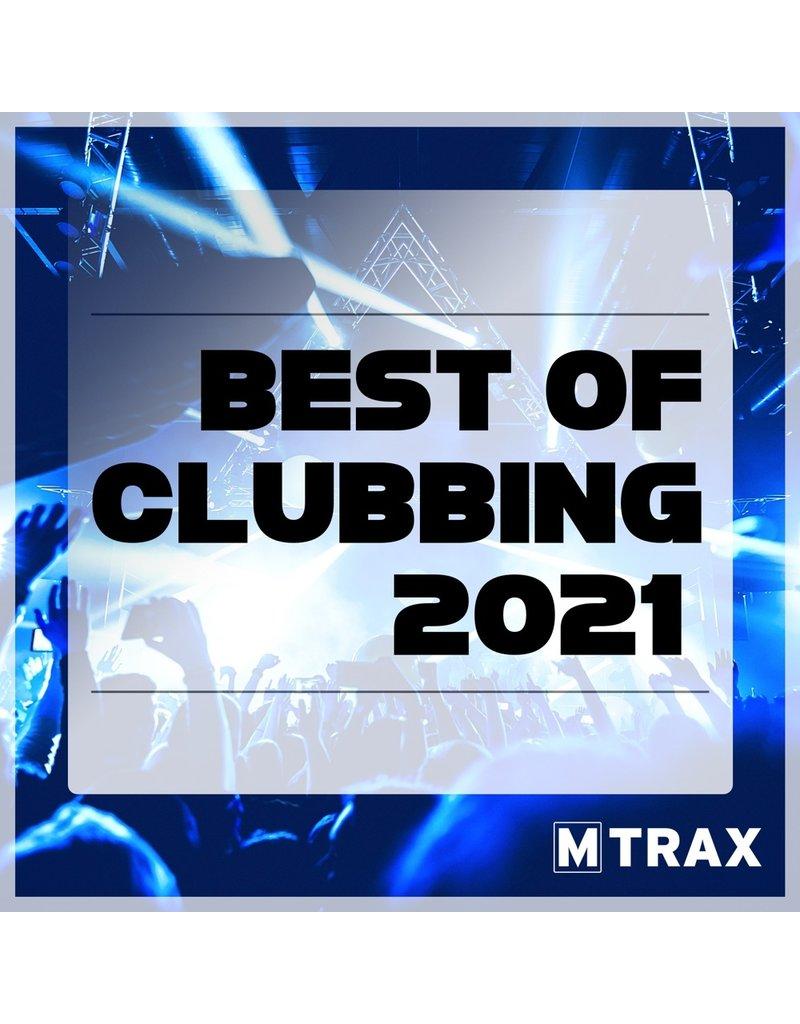 multitrax Best of Clubbing 2021 - CD
