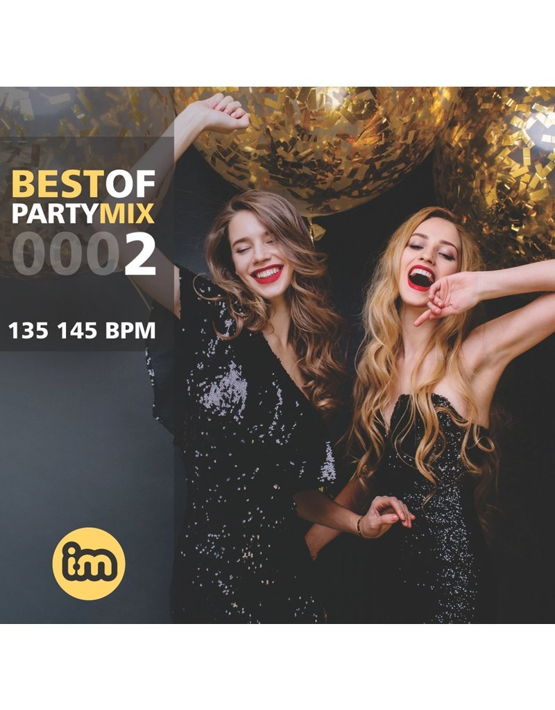 Interactive Music BEST OF PARTYMIX 2 -CD