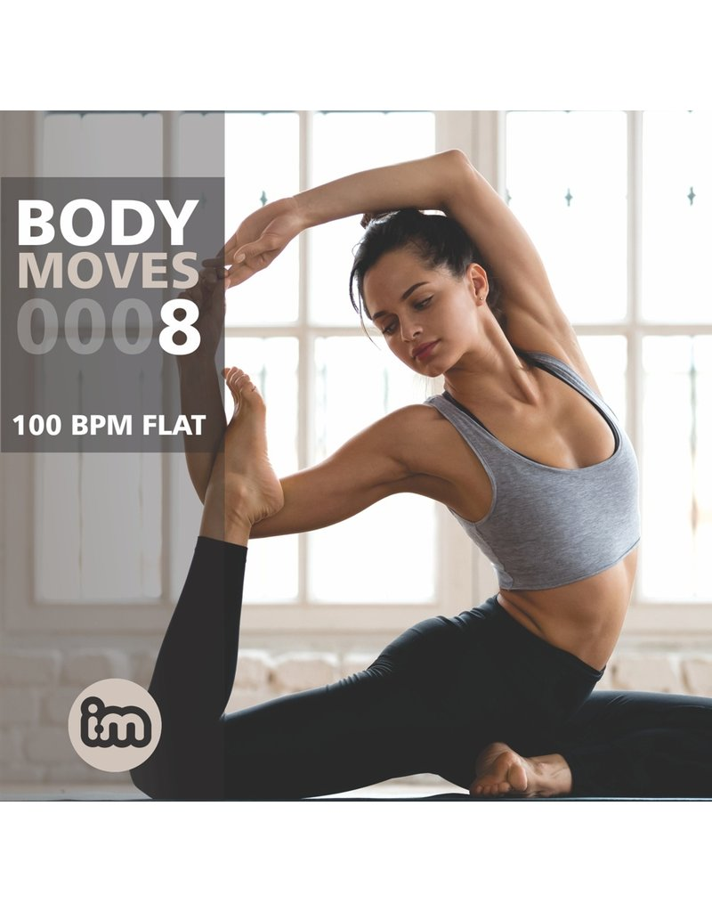 Interactive Music BODY MOVES 8 -CD
