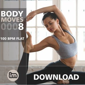 Interactive Music BODY MOVES 8 - MP3