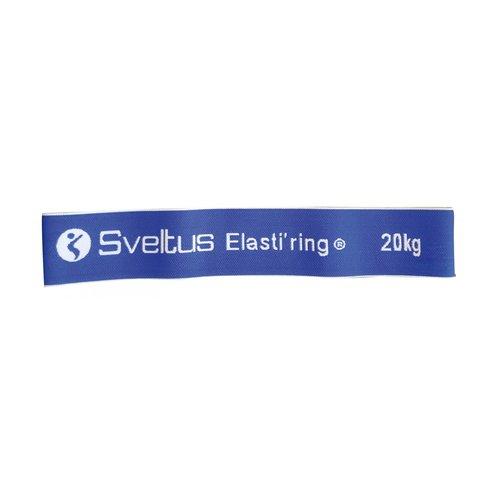 Sveltus SVELTUS - Weerstandsband Elasti'ring 20 Kg Blauw