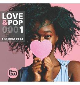 Interactive Music LOVE & POP 01 -CD
