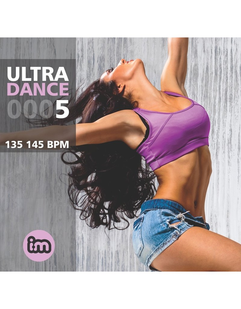 Interactive Music ULTRA DANCE 5 - CD
