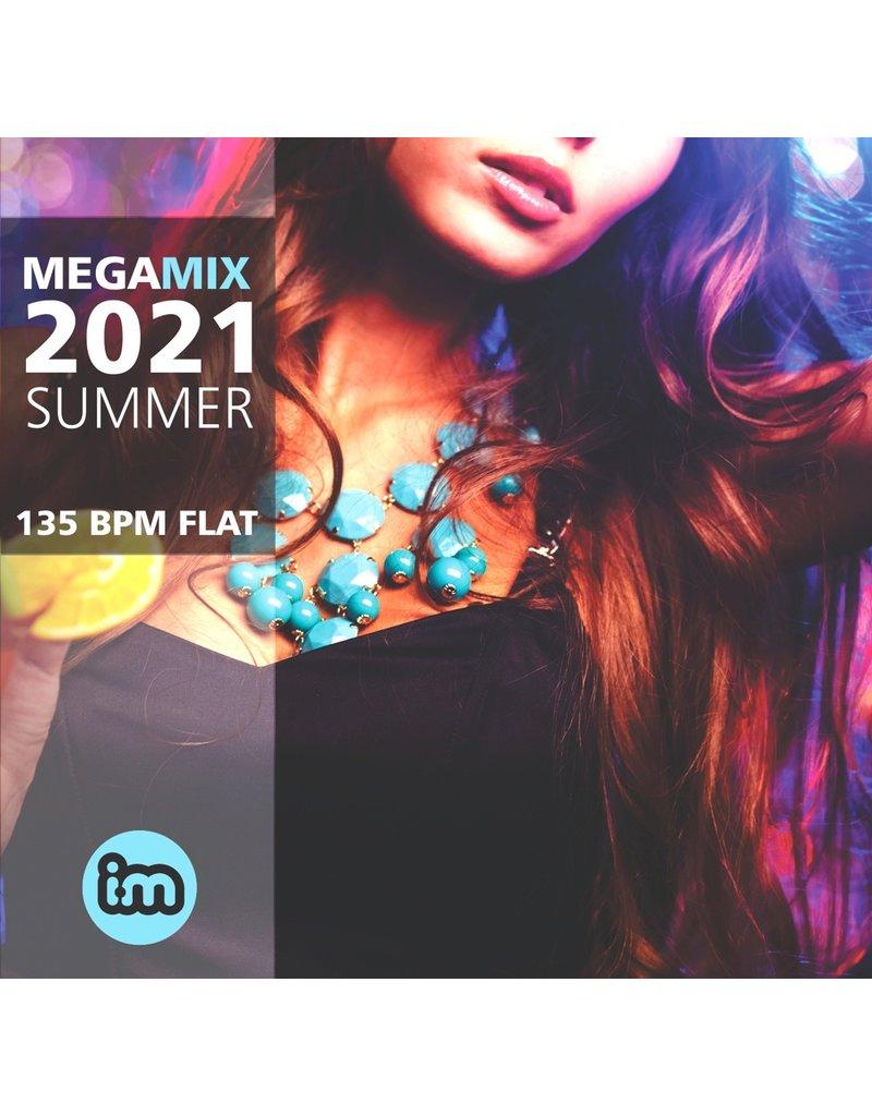 Interactive Music MEGAMIX - SUMMMER 2021 - CD