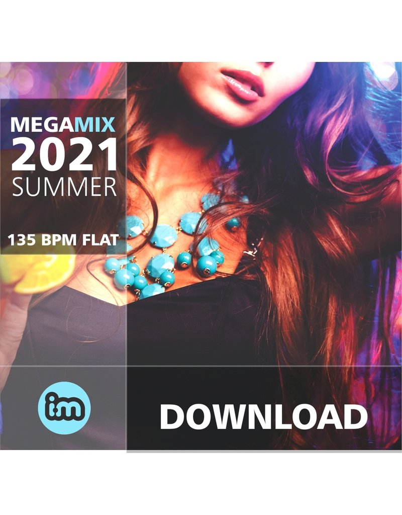 Interactive Music MEGAMIX - SUMMMER 2021 - MP3