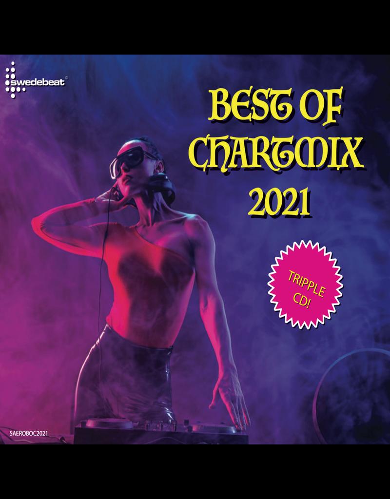 multitrax Best of Chartmix 2021 (Triple CD)