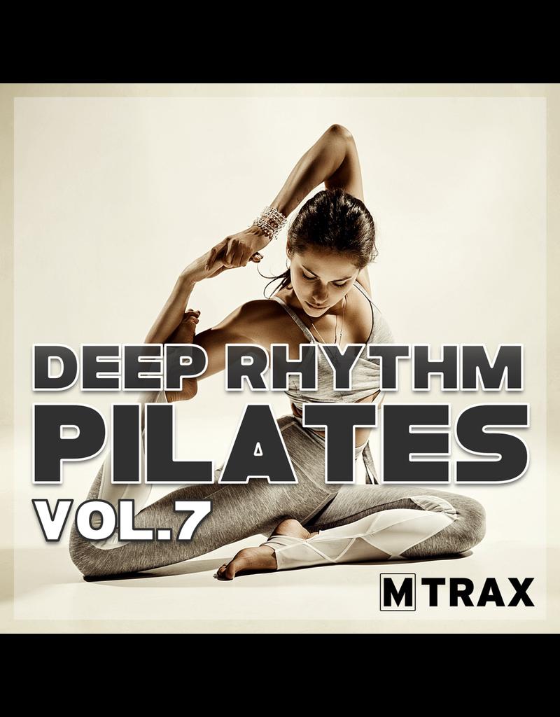 multitrax Deep Rhythm Pilates 7 (Double CD)