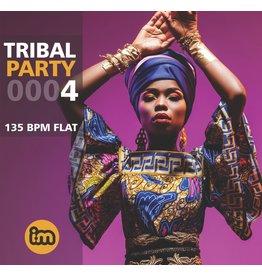 Interactive Music TRIBAL PARTY 4 - CD