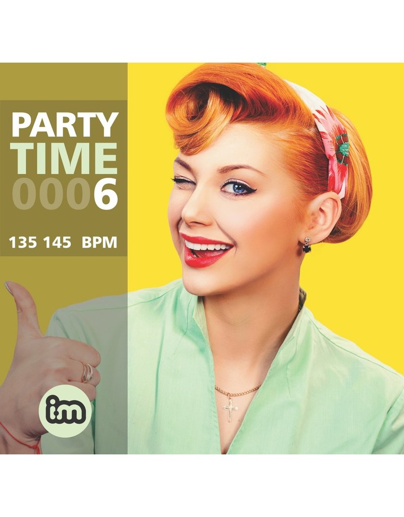 Interactive Music PARTY TIME 6 - CD