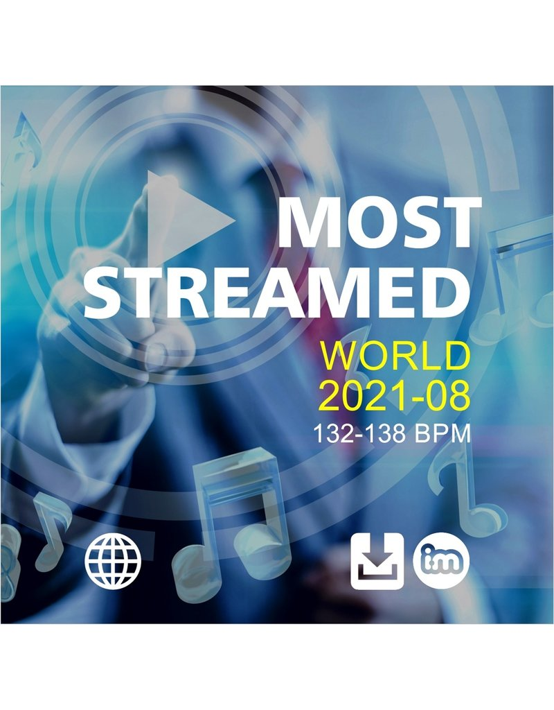 Interactive Music MOST STREAMED - WORLD - 2021-08 / MP3