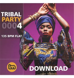 Interactive Music TRIBAL PARTY 4 - MP3