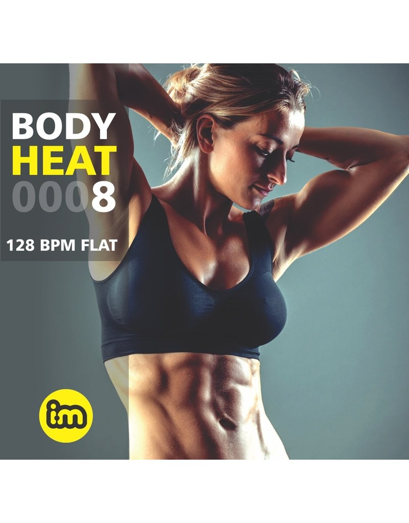 Interactive Music BODYHEAT 8 - CD