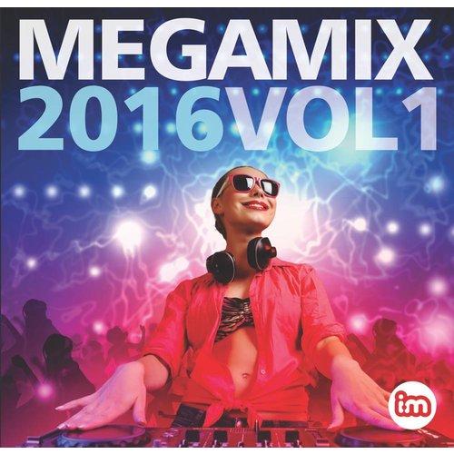 Interactive Music MEGAMIX 2016 VOL 1