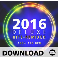 2016 DELUXE HITS REMIXED MP3