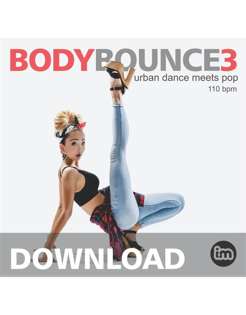 Interactive Music BODY BOUNCE 3 - MP3