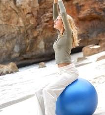 sissel Sissel exercice ball 65 cm
