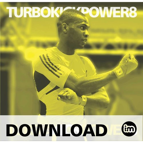 Interactive Music TURBO KICK POWER 8 - MP3