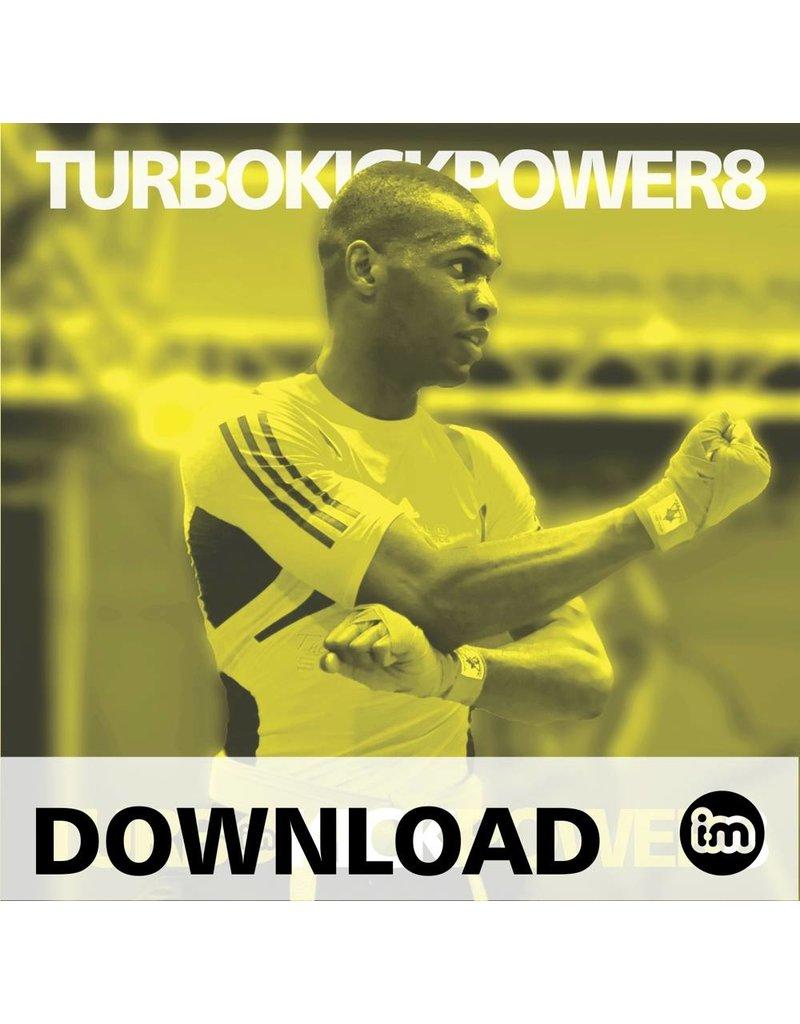 Interactive Music TURBO KICK POWER 8 - MP3