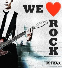 multitrax WE LOVE ROCK
