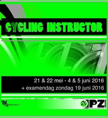 Interactive Music OPLEIDING INDOORCYCLING INSTRUCTOR