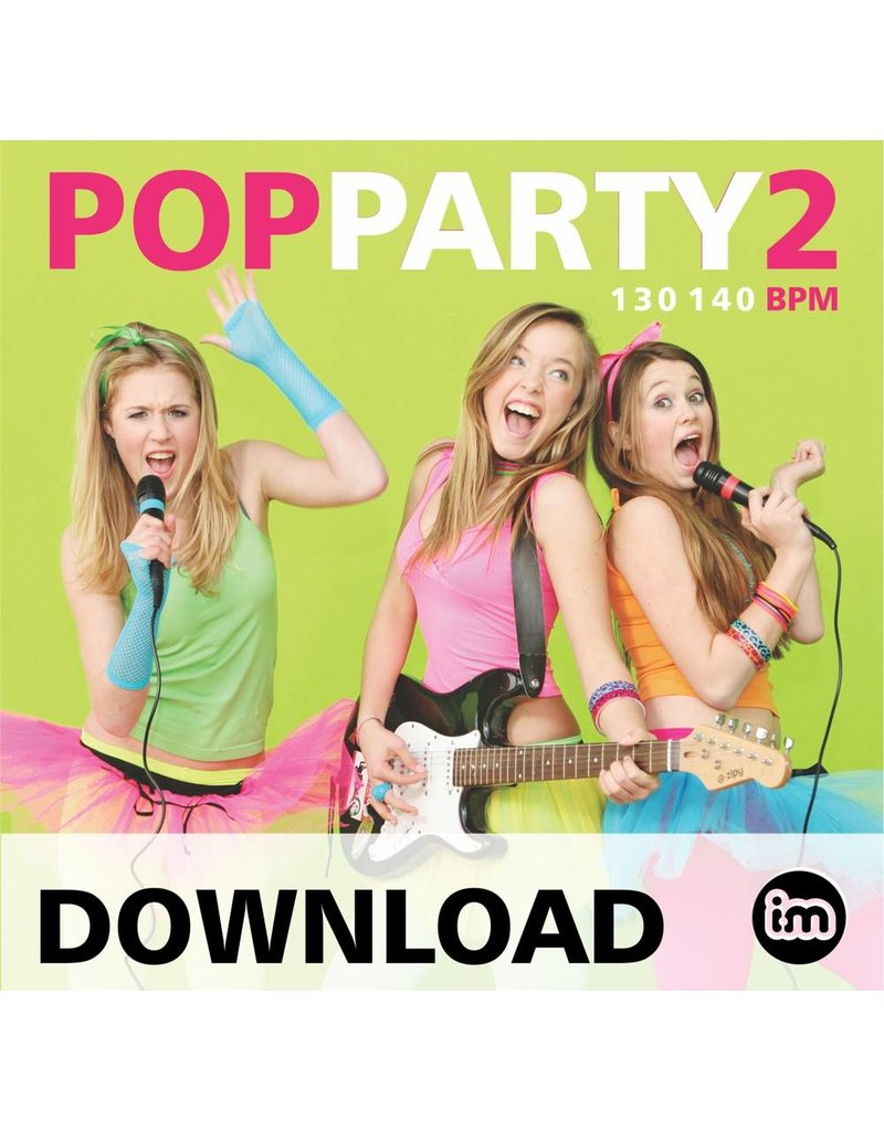 Interactive Music POP PARTY 2 MP3
