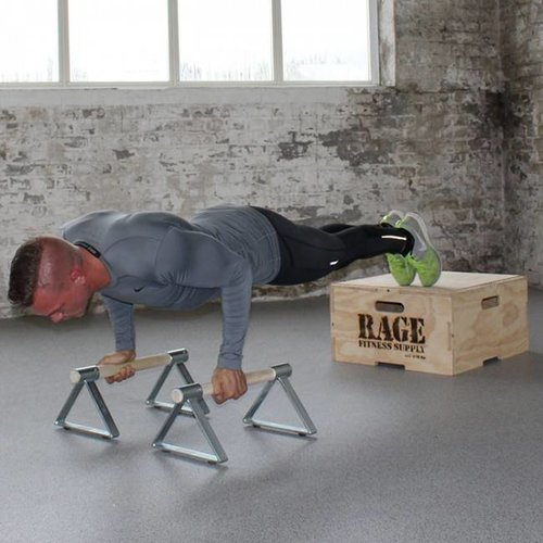 RAGE RAGE STACKABLE PLYO BOX