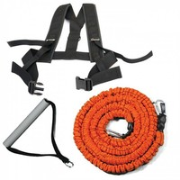 VARIABLE RESISTANCE TRAINER WITH HARNESS