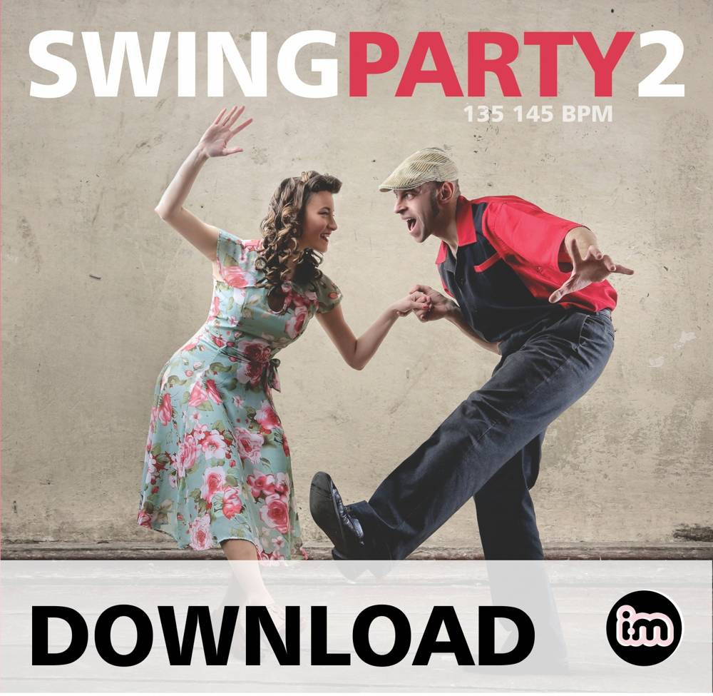 Interactive Music SWING PARTY 2 - MP3