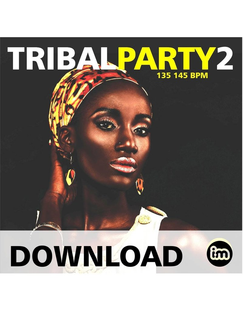 Interactive Music TRIBAL PARTY 2 - MP3