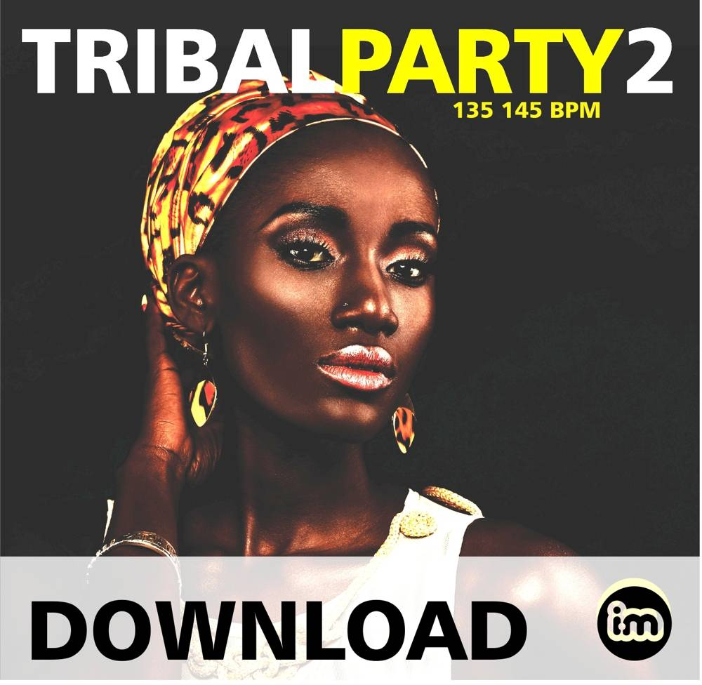 TRIBAL PARTY 2-MP3