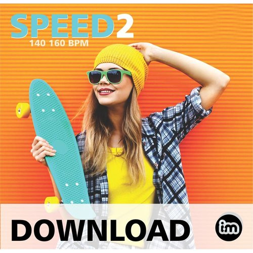 Interactive Music SPEED 2 - MP3 DOWNLOAD 32C-MIX