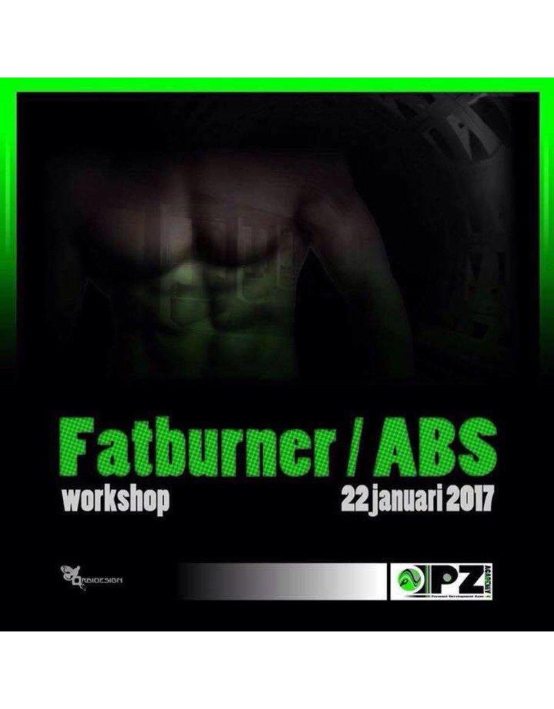 Interactive Music Workshop Fatburner / Abs 22 jan BRUGGE
