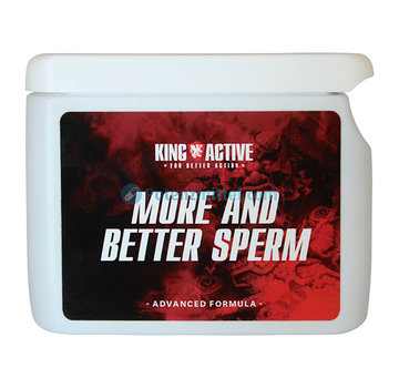 King Active More and Better Sperm