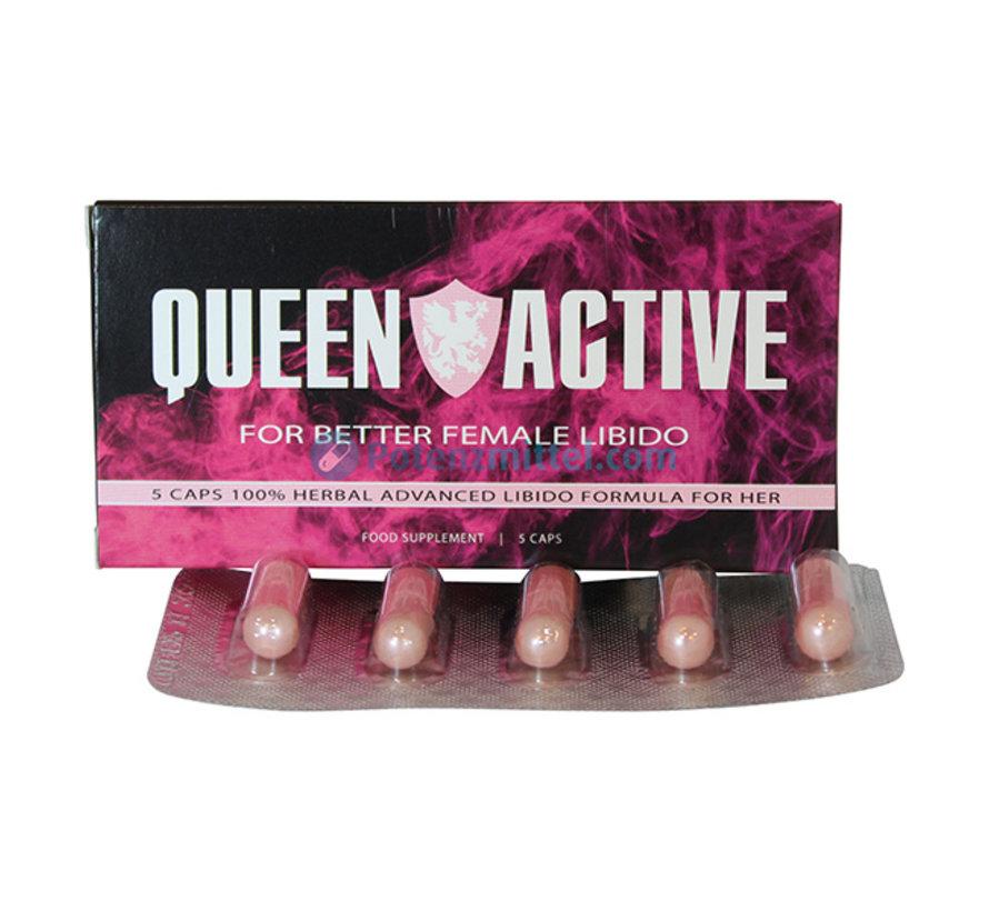 Queen Active 5 Kapseln