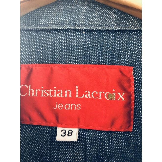 Christian Lacroix Christian Lacroix jeans jasje