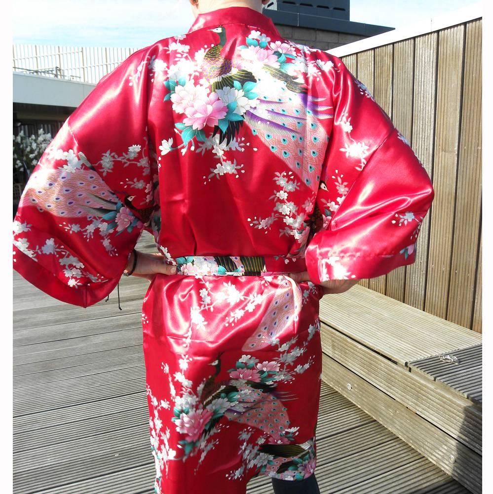 Kimono van Thai Silk