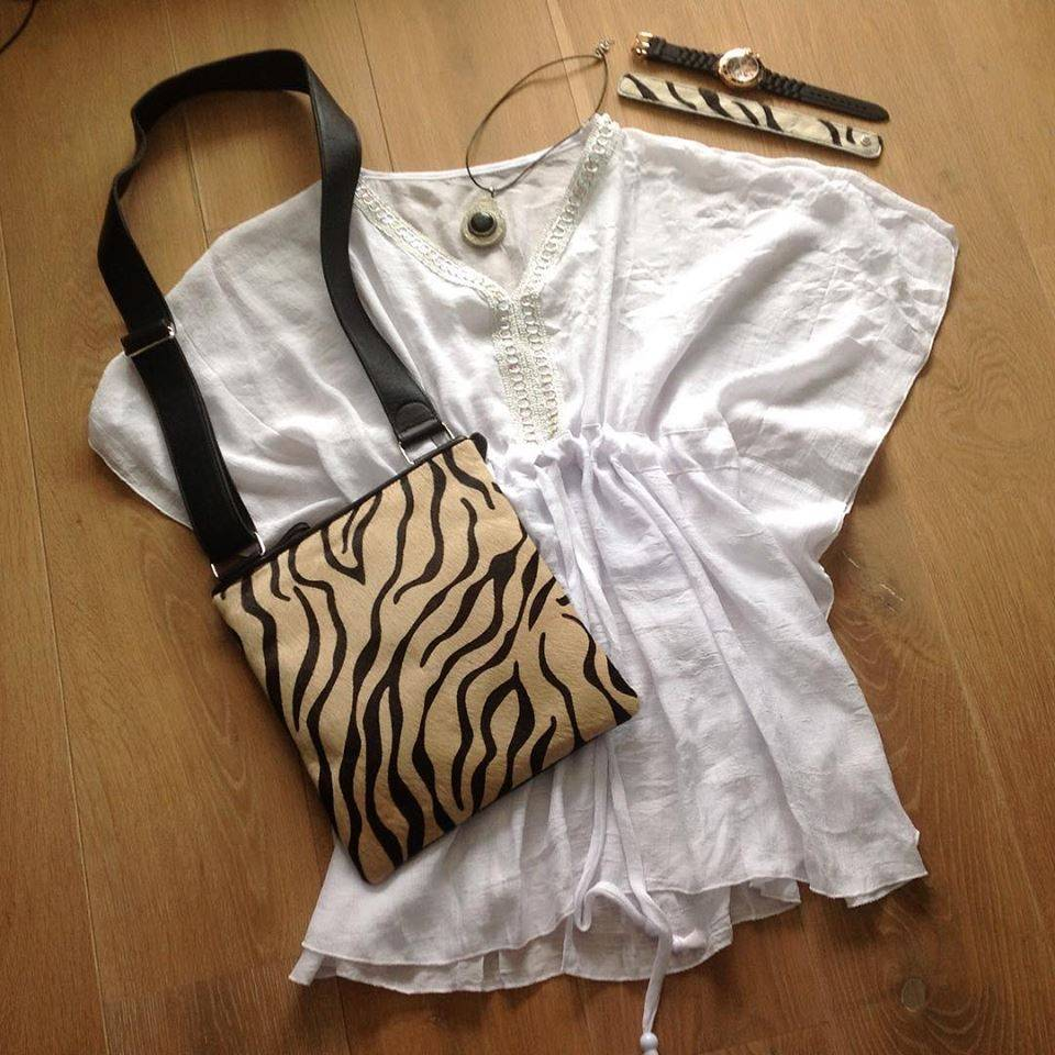 Clean white & Zebra