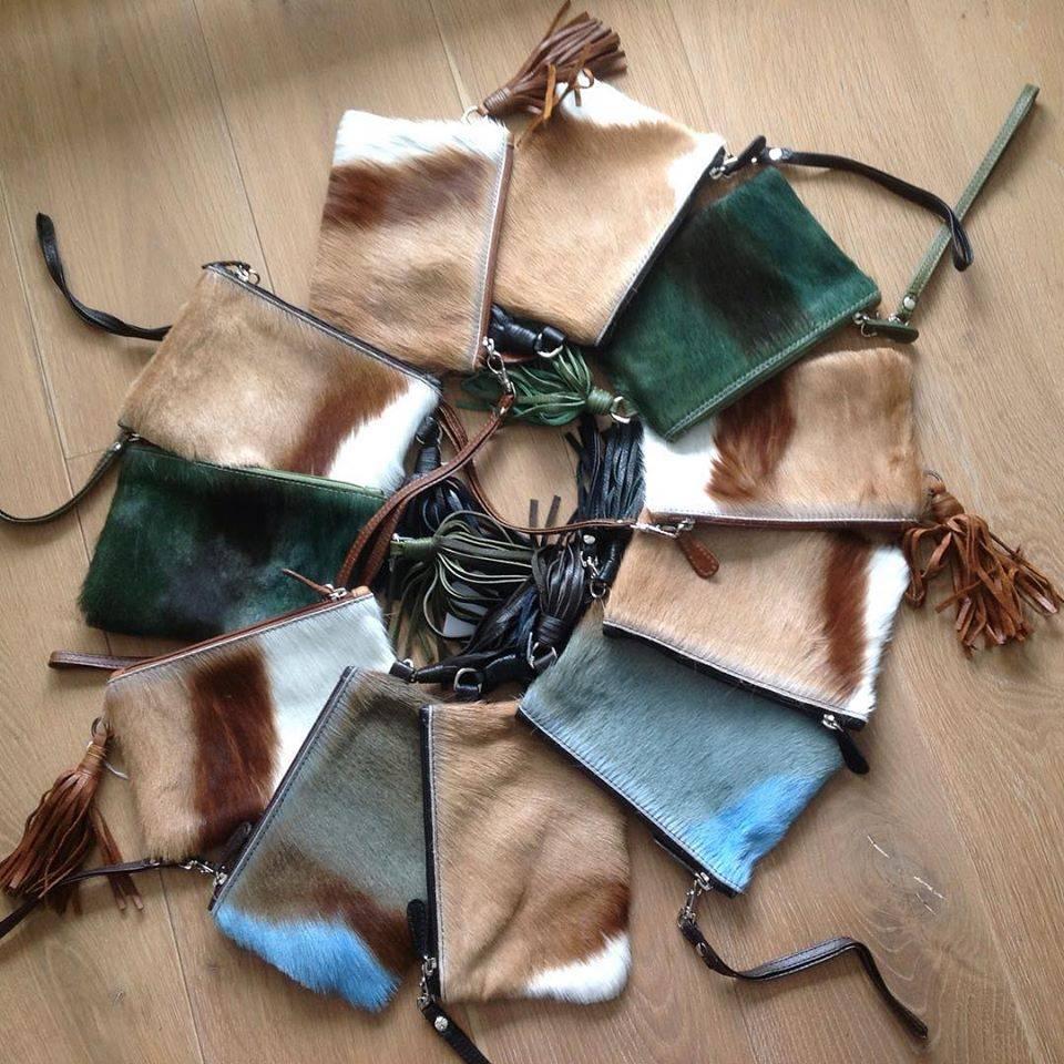 Springbok clutch
