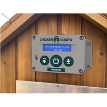 Chickenguard Chickenguard Premium met timer en lichtsensor