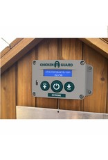 Chickenguard Chickenguard Extreme met timer en lichtsensor