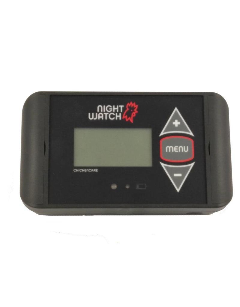 ChickenCare Nightwatch hokopener met afstandsbediening