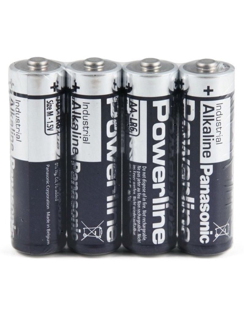 4 x AA-batterij pack