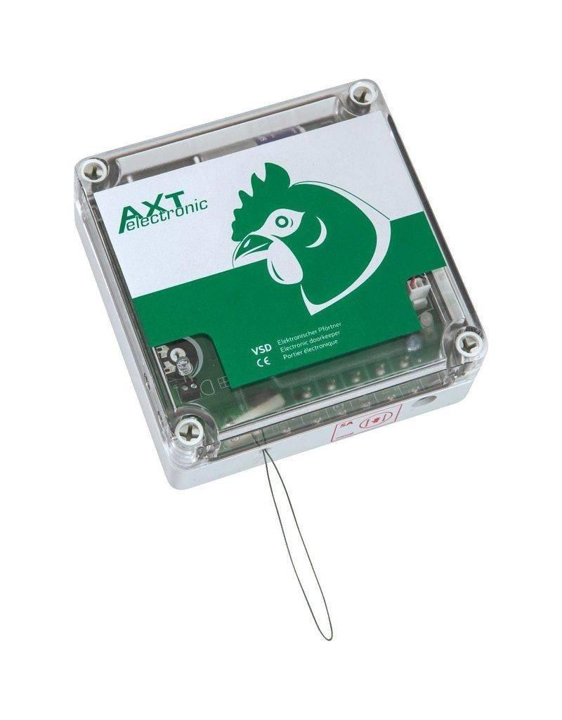 VSB VSD - Porte poulailler automatique