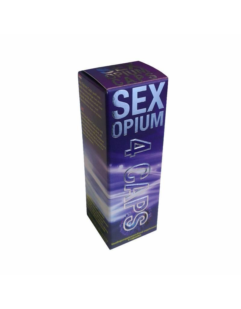 Sex Opium Caps