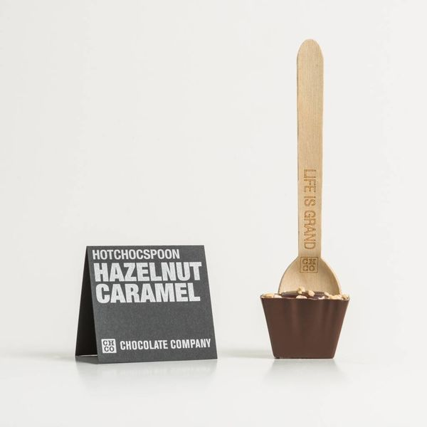 HAZELNUT CARAMEL SPOON