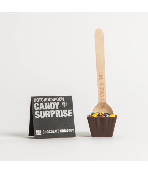 DARK CANDY SURPRISE HOTCHOCSPOON