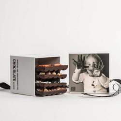 Geschenkbox Chocbar dunkel