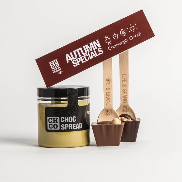 Nutty Autumn giftpack