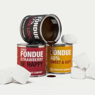 summer barbecue fondue set
